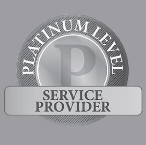 Platinum Level Service Provider