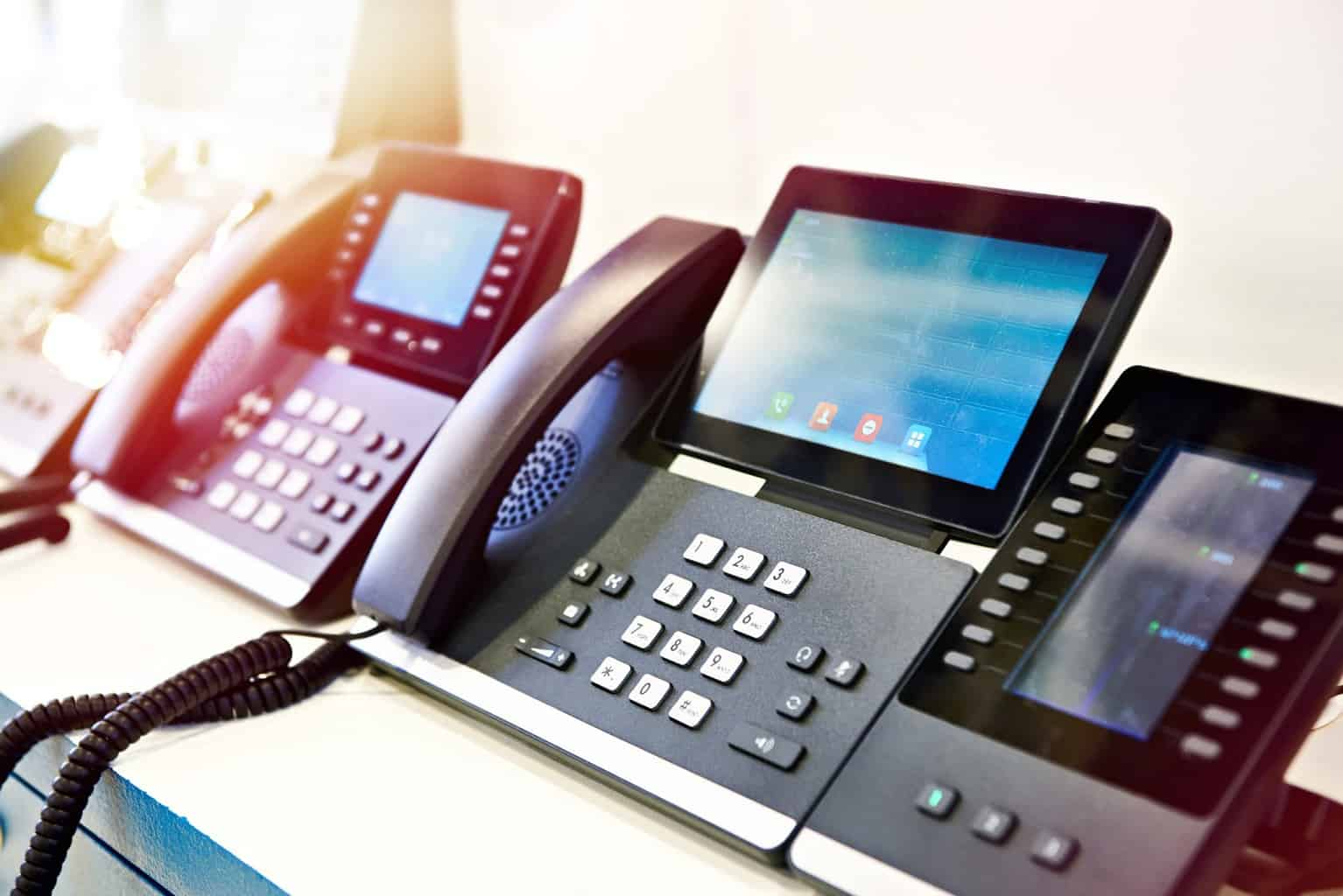 VoIP System security