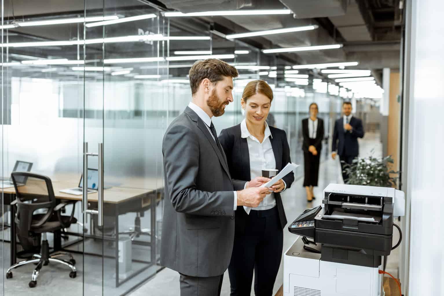 Managed Print Services, C3 Tech