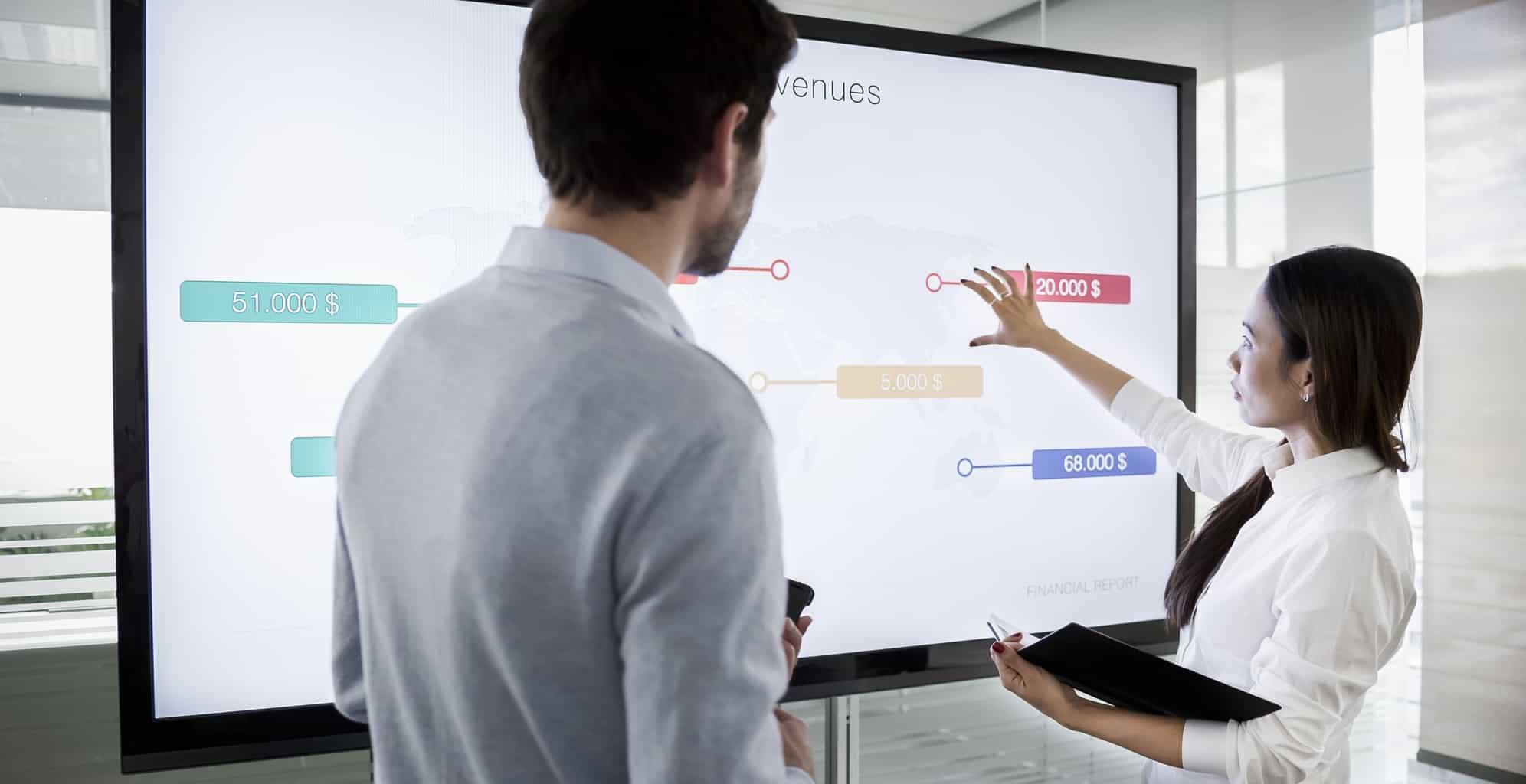 Interactive Displays, C3 Tech