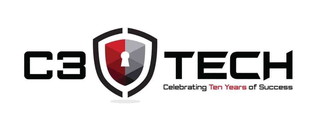 C3 Tech 10 Year Banner