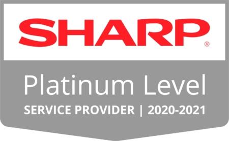 Sharp Platinum Level Service Provider 2020 C3 Techs